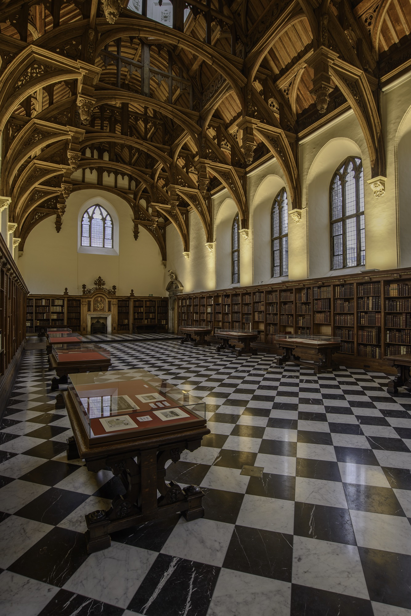 The Great Hall, Lambeth Palace Library